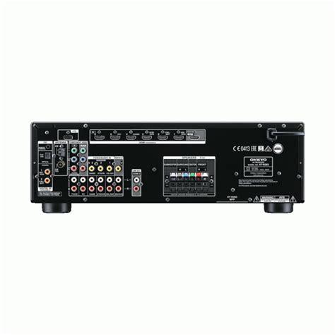 onkyo  surround sound system  amplifier speakers subwoofer