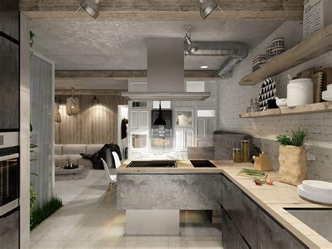 unique kitchen interiors building materials malaysia