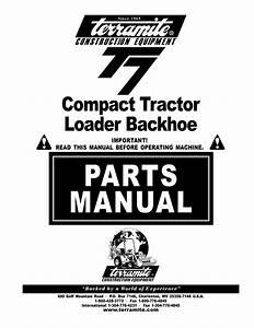 T7 Parts Manual