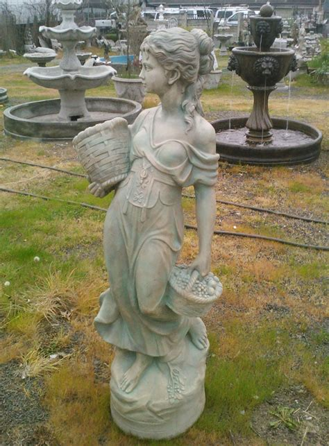 outdoor statues me garden and statuary from portland garden decor yelp 3882