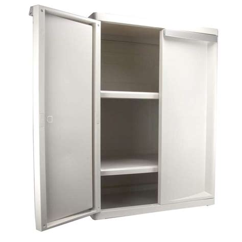 Sterilite 2 Shelf Storage Cabinet 2 Pack by Sterilite 2 Shelf Cabinet 01408501
