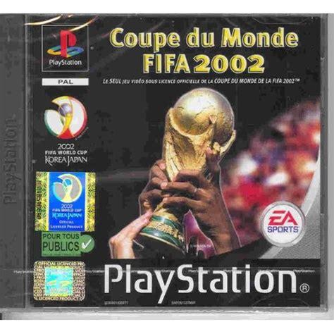 fifa coupe du monde  achat vente de jeu playstation