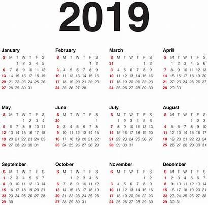 Calendar Transparent Clip Clipart Calendarios Cliparts A4