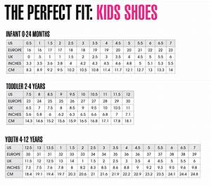 Nike Youth Size Chart Conversion Youth Shoe Size Chart You Select Is Us Girl For Eur