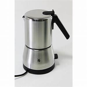 Espressokocher Edelstahl Elektrisch : wmf k chenminis espressokocher elektrisch edelstahl matt 4 ~ Watch28wear.com Haus und Dekorationen