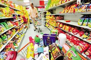 Consumer Goods Firms U2019 Sales Growth Slowest In Five Years