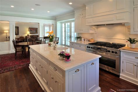 Kitchen Wall Decorating Ideas Photos - traditional historic home renovated traditional