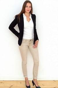 Sportlich Elegante Outfits Damen : business casual das legere b ro outfit instaff ~ Frokenaadalensverden.com Haus und Dekorationen