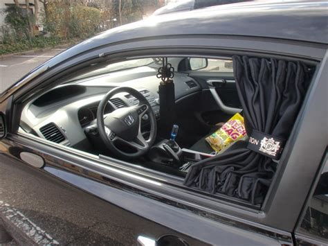 Junction Produce Curtains Is250 by 08 Civic Coupe Si From Jp 8th Generation Honda Civic Forum