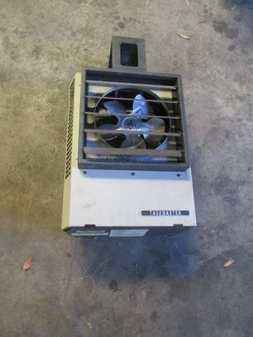 tpi hfn fan forced suspended unit heater blower   kw