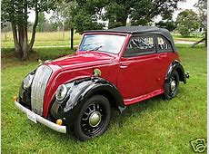 Morris Eight Series E Picture Gallery Motorbase