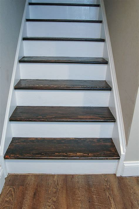 1000  ideas about Redoing Stairs on Pinterest   Redo