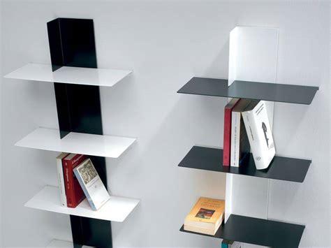 libreria alluminio lift libreria da parete in alluminio e acciaio verniciati