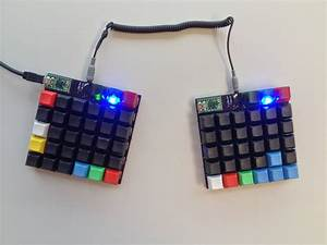 Custom Mechanical Keyboard    Will Yager