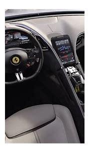 Ferrari Roma 2020 4K Interior Wallpaper | HD Car ...