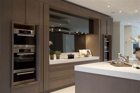 smoked glass backsplash panache kitchens kitchen