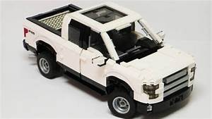 Help This Lego Ford F-150 Set Become A Reality