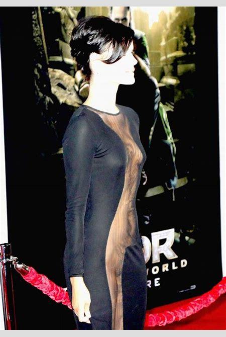 Jaimie Alexander shows nude boobs & naked ass