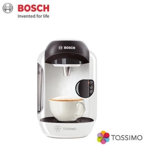 Bosch Tassimo Vivy II TAS1254GB Multi Drinks Pod Coffee ...