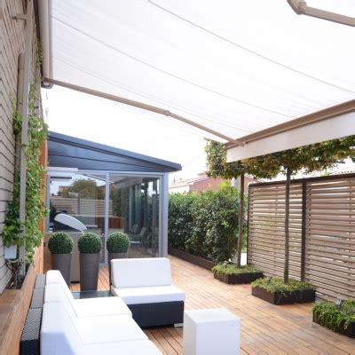 terrazzi design tetto and living pool modena 65 mq