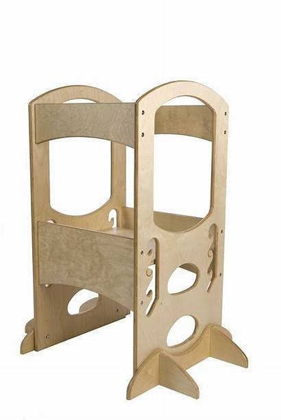 Stool Helper Step Tower Learning Kitchen Toddlers