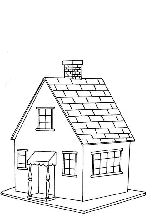 case disegni  bambini da colorare