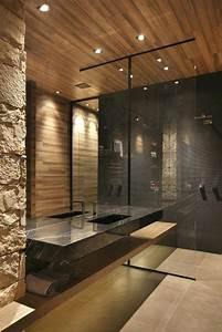 Bois Pour Salle De Bain : bois pour salle de bain ~ Melissatoandfro.com Idées de Décoration