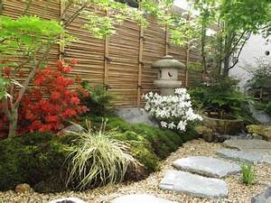 le jardin japonais au printemps diy jardin pinterest With lovely idee amenagement jardin de ville 8 idees deco un balcon inspirant