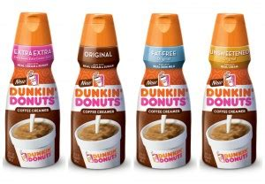 As a personal preference, i like to keep my coffees simple to avoid any confusion. Dunkin Donuts Creamer Just $0.25 - ShopRite 04/09 | JerseyCouponMom.Com