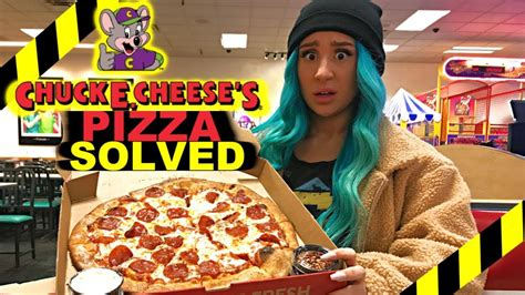 Chuck E Cheese Pizza Theory Debunked & Solved