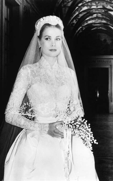 Why Grace Kelly's wedding dress still looks impeccable 60