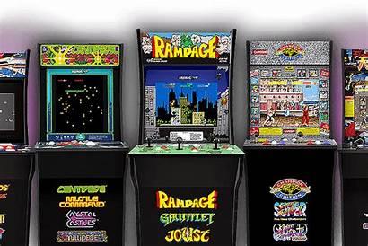Arcade1up Cabinets Games Cabinet Walmart Drop Pre