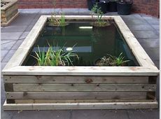green projects raised beds, seating asnd ponds
