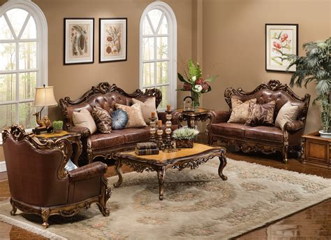 the basillica formal living room collection 14747