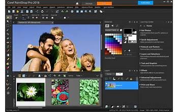 Corel PaintShop Pro screenshot #6