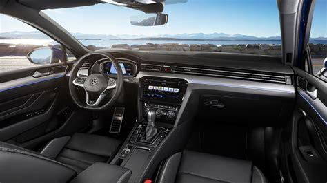 2019 Volkswagen Passat Interior by Volkswagen Actualiz 243 El Passat Europeo Mega Autos