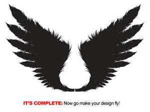Vector Wings Illustrator