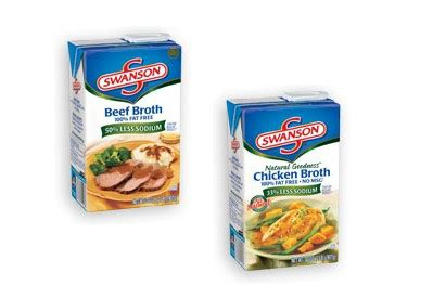 chicken stock substitute broth beef or chicken substitutes ingredients equivalents gourmetsleuth