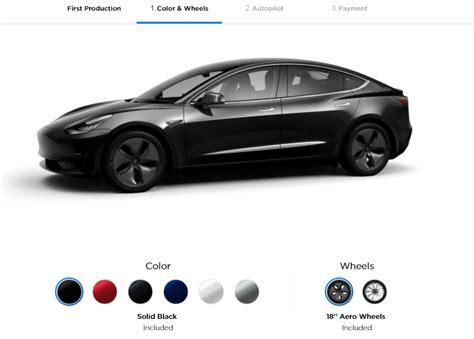 15+ Obsidian Black Metallic Tesla 3 PNG