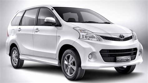 Gambar Mobil Toyota Avanza by Foto New Avanza Luxury Daftar Harga Resmi Terbaru 2014