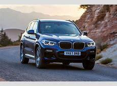 BMW X3 xDrive20d 2017 review Autocar