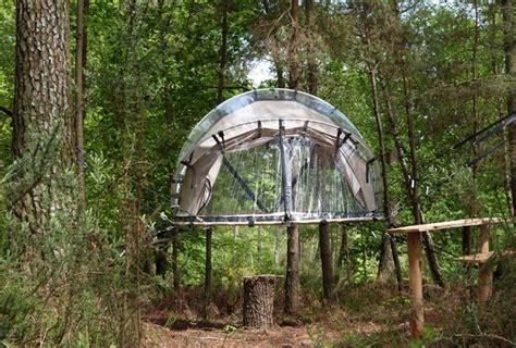 chambre bulle dans la nature idées pour un séjour insolite en pleine nature