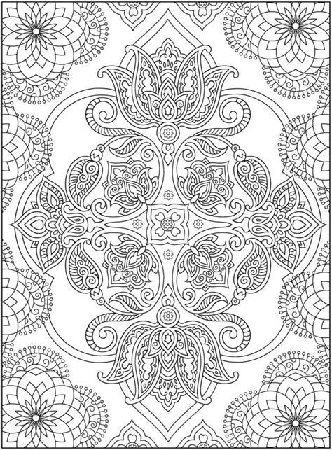 Coloring Designs Printable by Best 25 Mehndi Designs Book Ideas On
