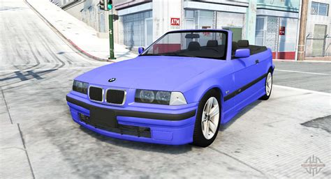 bmw  cabrio    beamng drive