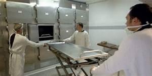 Russie : encore vivant il est placé en chambre froide à la morgue