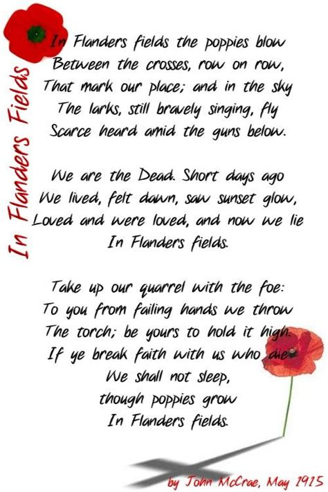 poppy poems for remembrance day 10 best memorial day images on pinterest memorial day poem happy memorial day and american fl