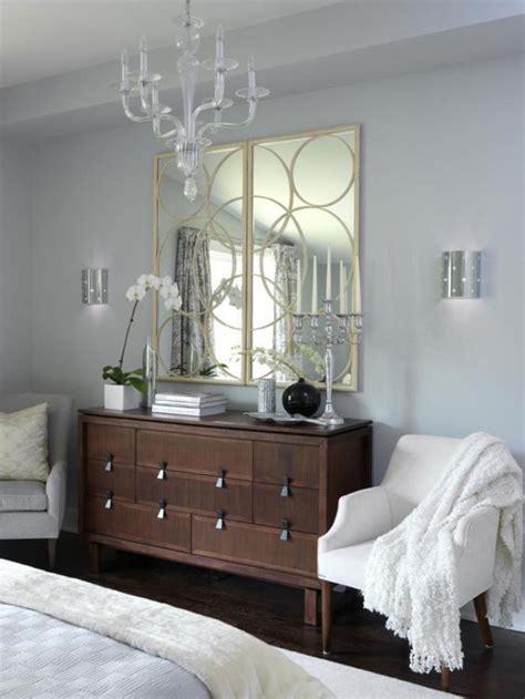 miroir chambre design comment réaliser une déco avec un miroir design