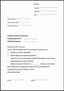 Wann Verjährt Eine Rechnung : k ndigungsschreiben an autoversicherung was muss rein ~ Themetempest.com Abrechnung
