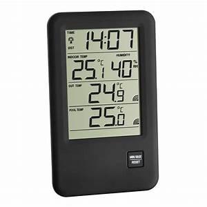 Wireless Pool Thermometer Malibu