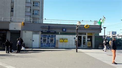 bureau de poste la chapelle sur erdre la poste porte de la chapelle à en métro